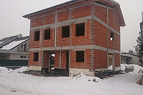 New house in 3rd stage