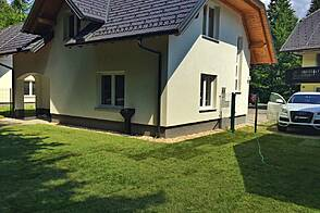 New home near Lake Bohinj